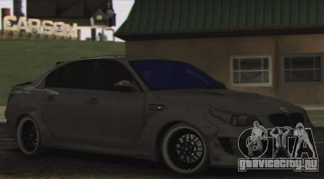 BMW E60 Hamann для GTA San Andreas