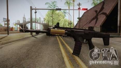 FB MSBS Black для GTA San Andreas