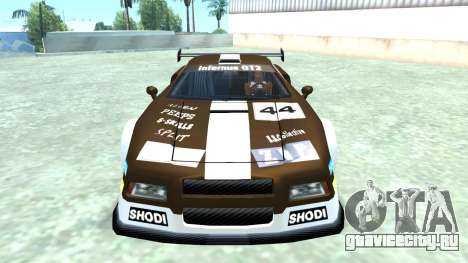 Infernus GT2 для GTA San Andreas вид справа