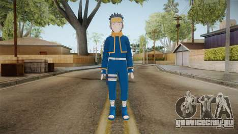 NUNS4 - Obito Young Sharigan для GTA San Andreas второй скриншот