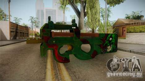 Vindi Halloween Weapon 7 для GTA San Andreas