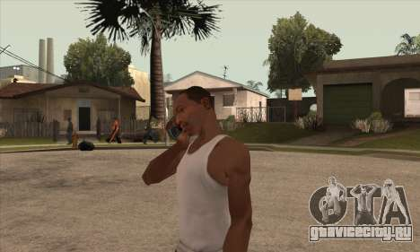 Nokia 5130 xpress music для GTA San Andreas
