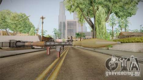 RPG-7 для GTA San Andreas второй скриншот