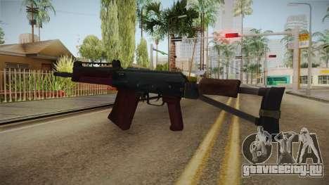Saiga-12 для GTA San Andreas второй скриншот