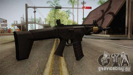 FB MSBS Black для GTA San Andreas второй скриншот