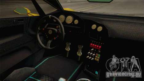 GTA 5 Pegassi Lampo для GTA San Andreas вид сбоку