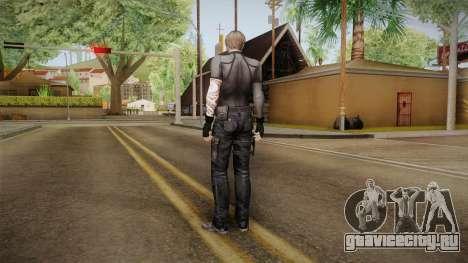 Leon X для GTA San Andreas третий скриншот