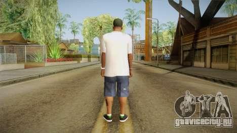 Franklin Ovoxo для GTA San Andreas третий скриншот