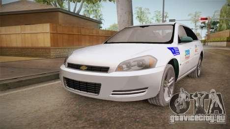 Chevrolet Impala LTZ 2008 Drivetek для GTA San Andreas