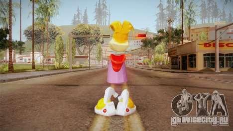 Rayman 3 для GTA San Andreas третий скриншот