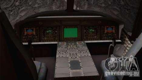 CoD: Ghosts - NH90 для GTA San Andreas вид сзади