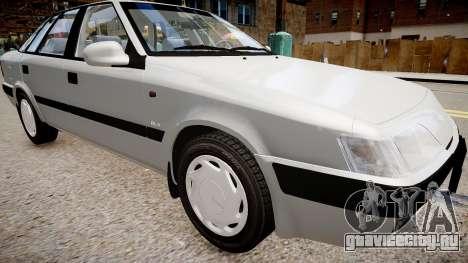 Daewoo Espero GLX 1.5 16V DOHC 1996 для GTA 4 вид справа