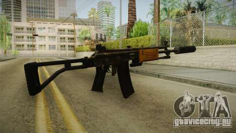 IMI Galil v3 для GTA San Andreas второй скриншот