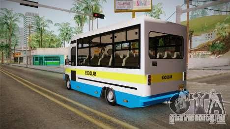 Ford Econoline 150 Microbus для GTA San Andreas вид слева