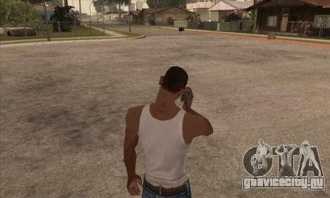 Nokia 5130 xpress music для GTA San Andreas четвёртый скриншот