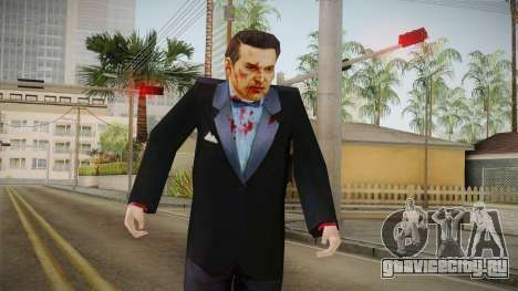 Mafia - Sam Blood для GTA San Andreas