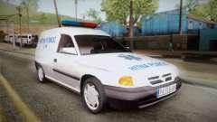 Opel Astra F Kombi Kola Hitne Pomoći