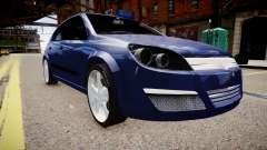 Opel Astra 1.9 TDI для GTA 4