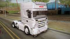 Scania R620 White Adabi для GTA San Andreas