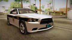 Dodge Charger 2013 SA Highway Patrol v1 для GTA San Andreas