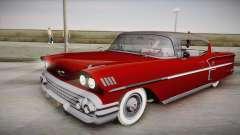Chevrolet Impala Sport Coupe V8 1958 IVF