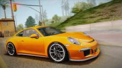 Porsche 911 R (991) 2017 v1.0 для GTA San Andreas