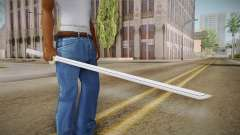 NUNS4 - Sasuke Boruto The Movie Sword для GTA San Andreas