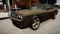 Dodge Challenger SRT8 2010 для GTA 4
