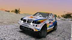 BMW X3 CC X-Raid для GTA San Andreas