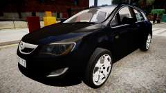 Opel Astra Sports Tourer 2011 для GTA 4