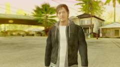 PS4 Norman Reedus для GTA San Andreas
