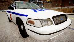 Ford Crown Victoria Полиция ДПС