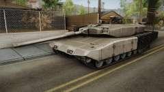 Leopard 2 MBT Revolution для GTA San Andreas