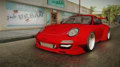 Porsche 911 Sport Classic Tuned для GTA San Andreas