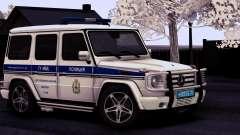 Mercedes-Benz G55 AMG ГУ МВД для GTA San Andreas