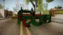 Vindi Halloween Weapon 7 для GTA San Andreas