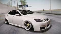 Lexus IS F 2009 Hachiraito