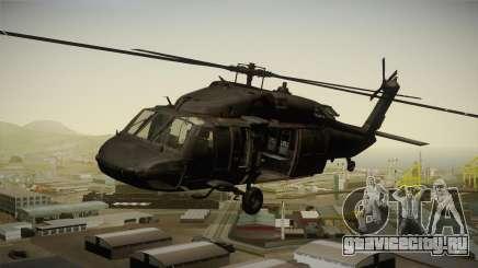 CoD 4: MW - UH-60 Blackhawk US Army Remastered для GTA San Andreas