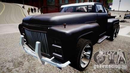 Towtruck Beta для GTA 4