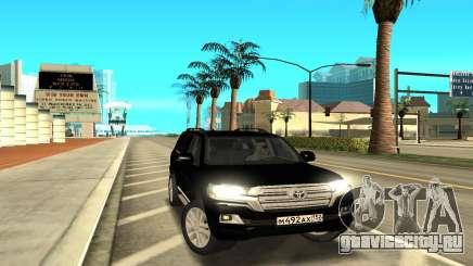 Land Cruiser 200 для GTA San Andreas