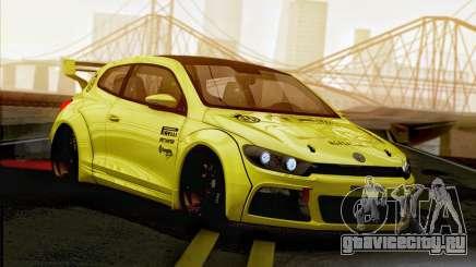Volkswagen Scirocco R Ngasal Kit для GTA San Andreas