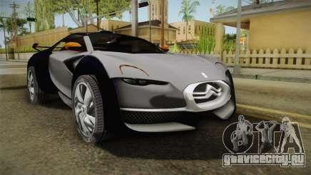 Citroën Survolt v2 Diffuse для GTA San Andreas
