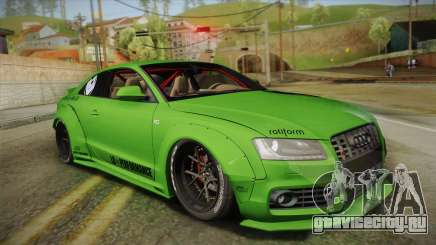 Audi S5 Liberty Walk LB-Works для GTA San Andreas