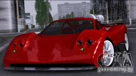 Pagani Zonda Revolucion 2016 для GTA San Andreas