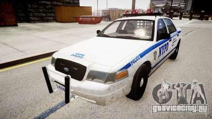 Ford Crown Victoria Police In 2009 для GTA 4