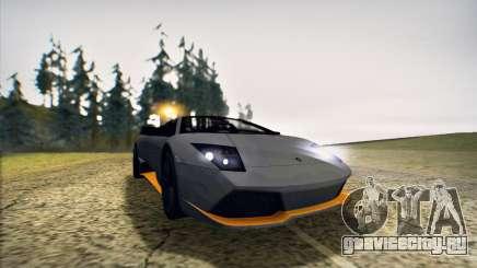 Lamborghini Murcielago LP650-4 Roadster (IVF) для GTA San Andreas