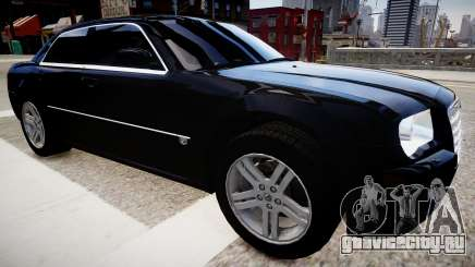 Chrysler 300C v1.3 для GTA 4