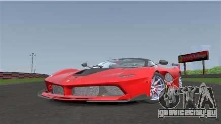 Ferrari FXX K [EPM] для GTA 4