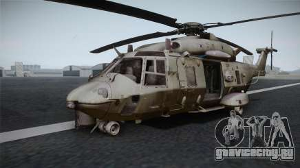 CoD: Ghosts - NH90 для GTA San Andreas