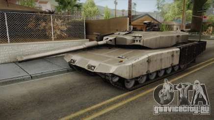 Leopard 2 MBT Revolution для GTA San Andreas
